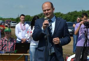 В'ячеслав  Бонь, в.о. заступника голови