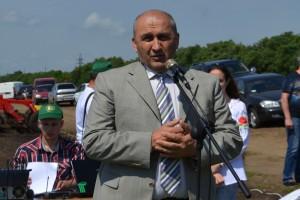 Володимир Топчій, директор Департаменту землеробства та технічної політики в АПК України